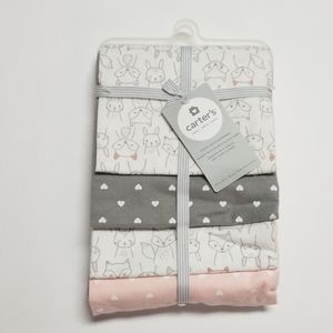 Carter's Bedding - Carter's Receiving Blanket Set of 4